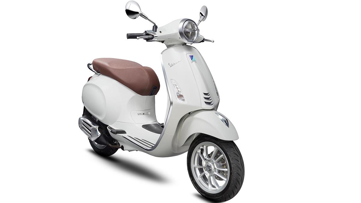 2019 Vespa Primavera 125 i-Get ABS LED