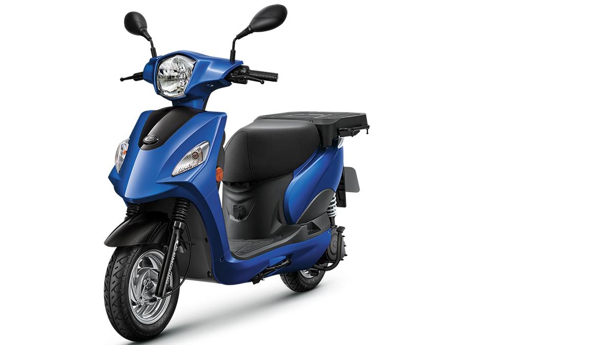 2019 e-moving EM 100 Super商用精緻型