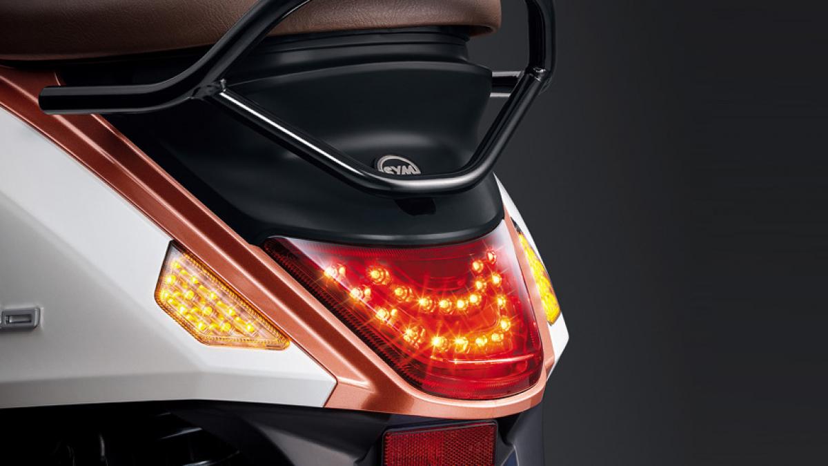 2020 SYM Mio 115碟煞版(全時點燈)