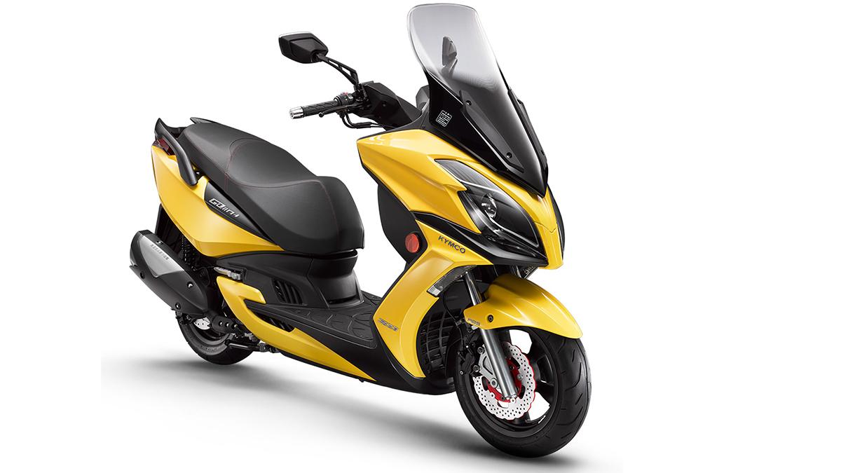 2019 Kymco G-Dink 300i ABS
