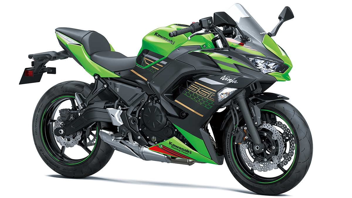 2020 Kawasaki Ninja 650 ABS