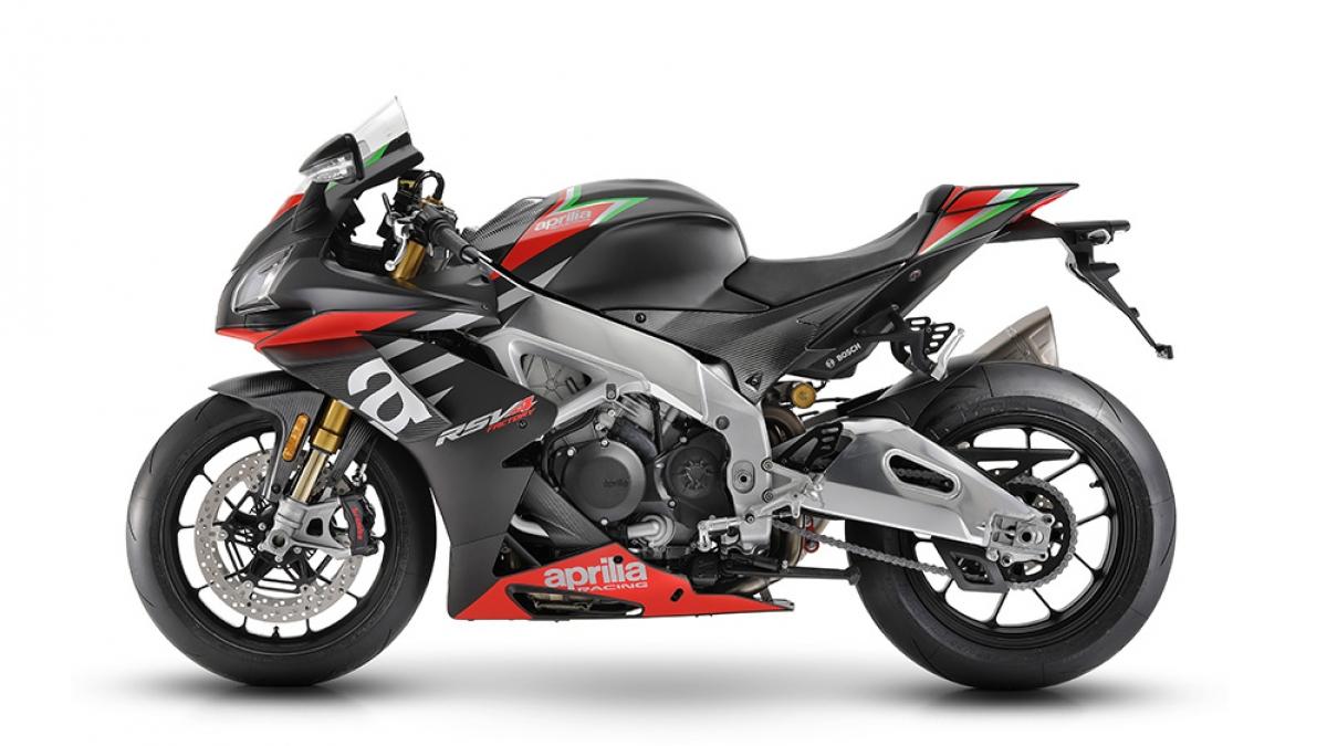 2020 Aprilia RSV4 1100 Factory ABS