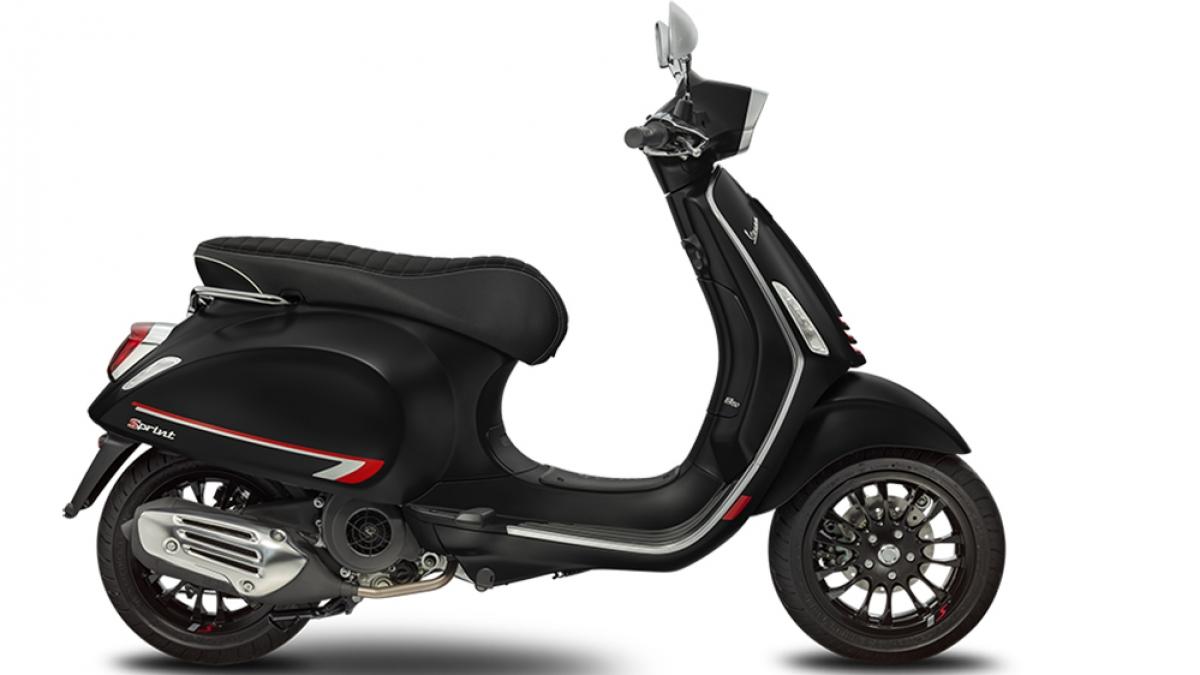 2020 Vespa Sprint 150 i-Get ABS