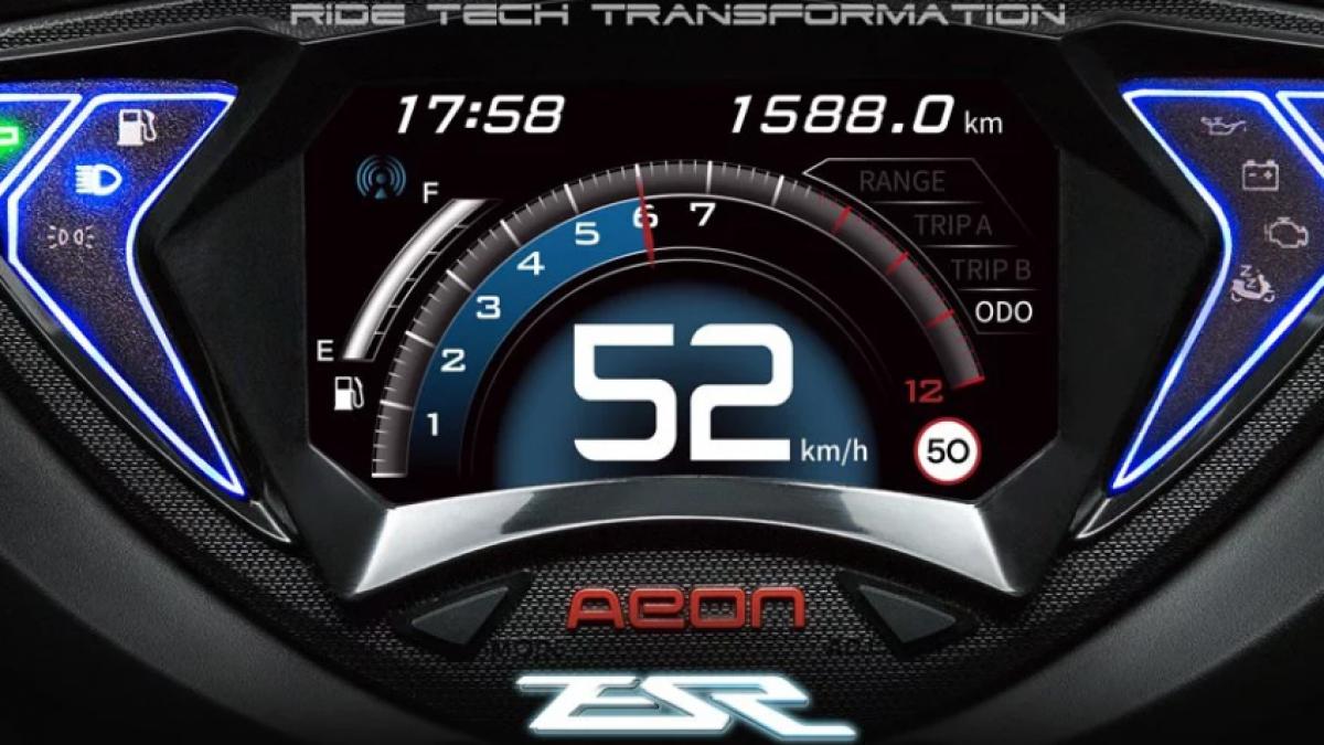 2018 AEON ES 150 R