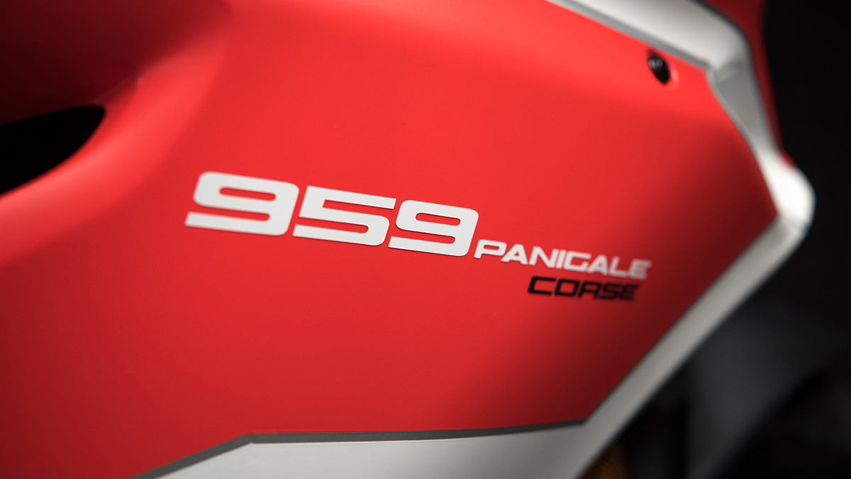 2018 Ducati 959 Panigale Corse ABS