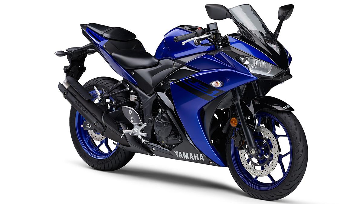 2018 Yamaha R 3 ABS版