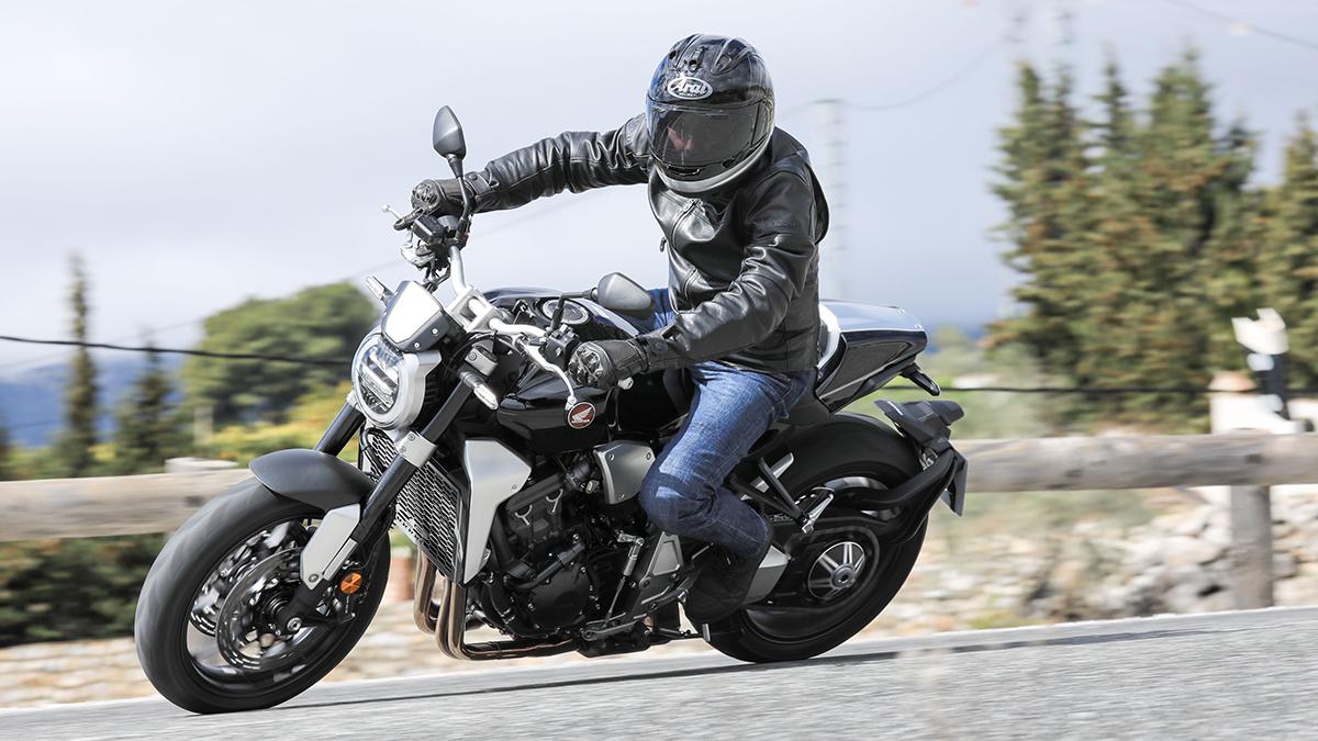 2018 Honda CB1000 R