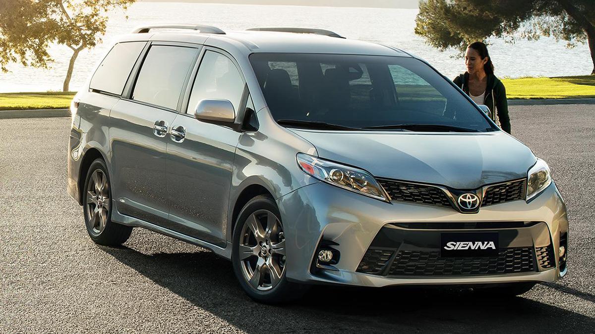 2020 Toyota Sienna 3.5 SE