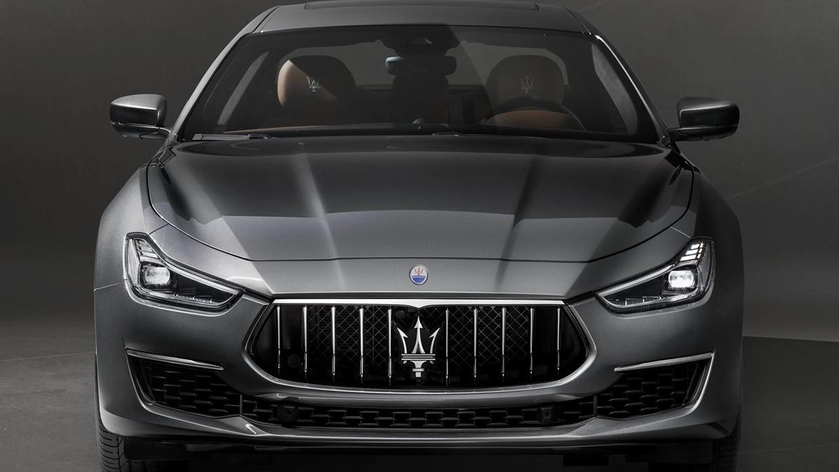 2018 Maserati Ghibli GranLusso Zegna Edition