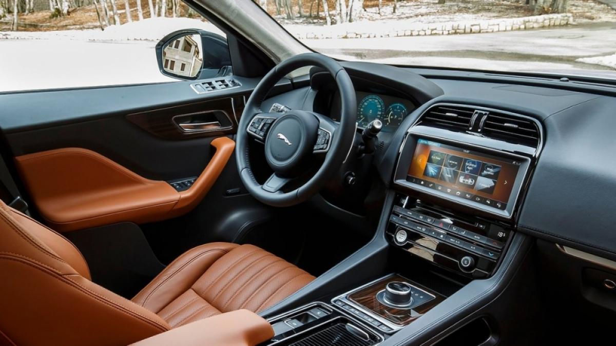 2018 Jaguar F-Pace R-Sport  20d AWD