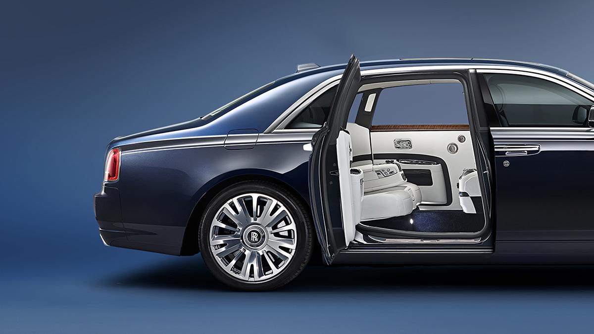 2019 Rolls-Royce Ghost 6.6 V12 EWB