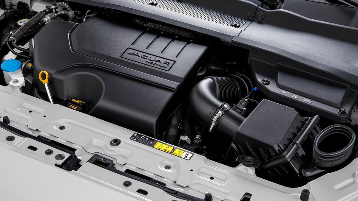 2019 Jaguar E-Pace P200 S