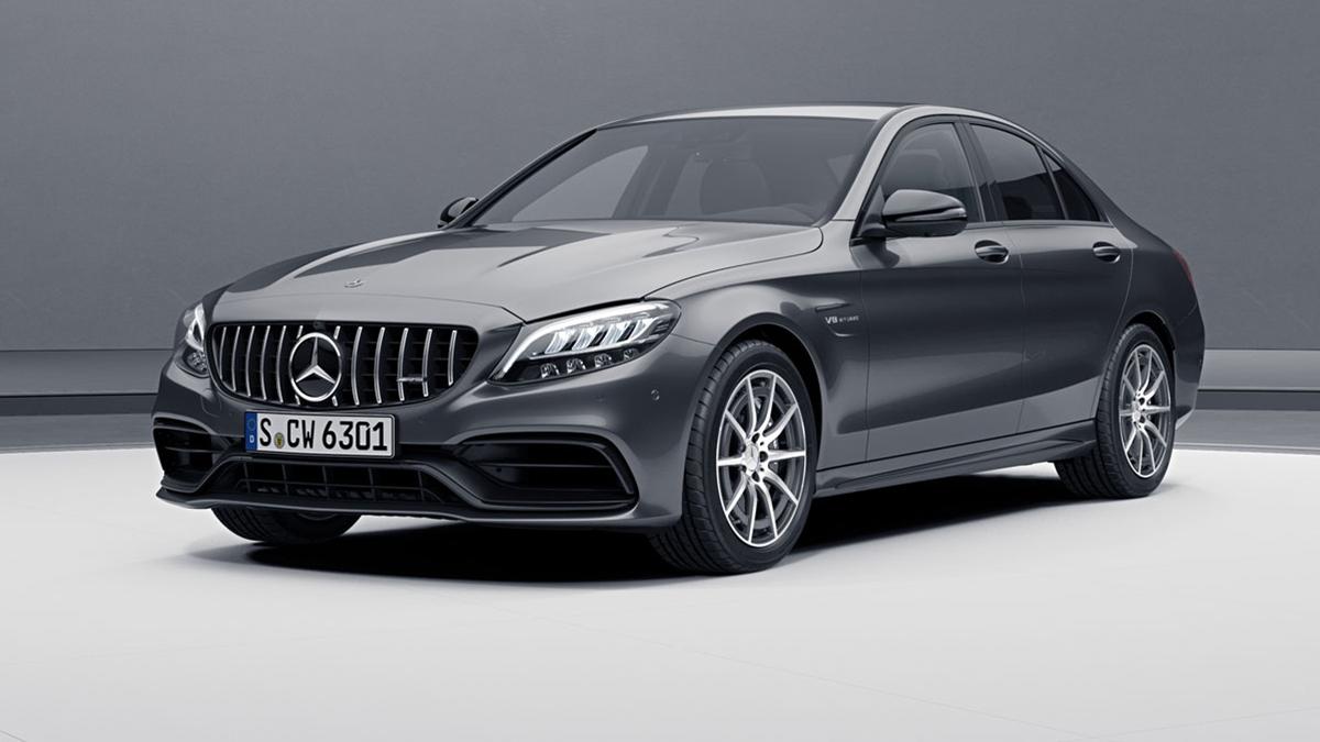2020 M-Benz C-Class Sedan AMG C63進化版
