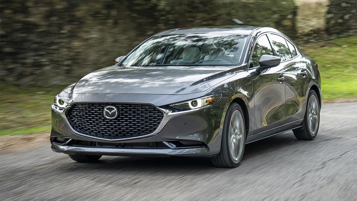 2020 Mazda 3 4D 2.0尊榮型