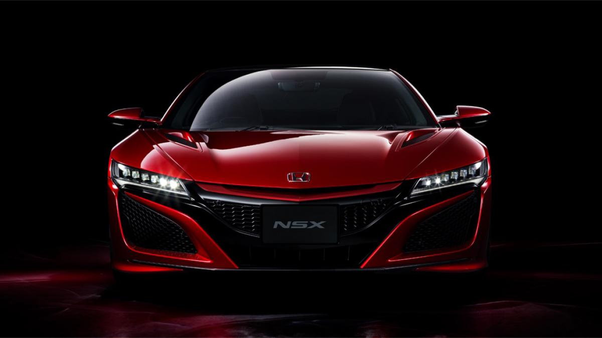 2020 Honda NSX Hybrid