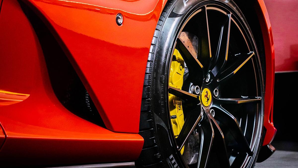 2020 Ferrari 812 GTS V12