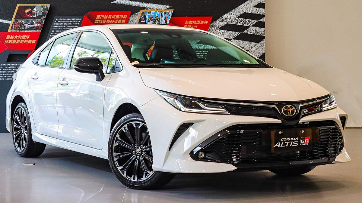 2020 Toyota Corolla Altis 1.8 GR Sport