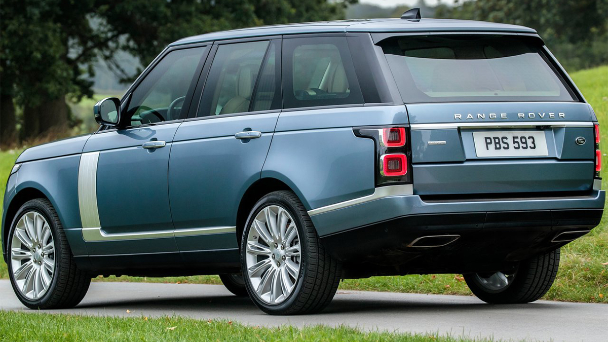 2019 Land Rover Range Rover 5.0 SCV8 Autobiography