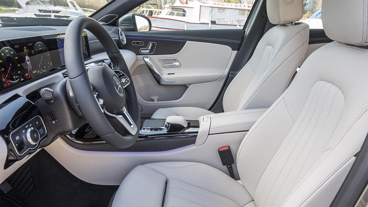 2019 M-Benz A-Class A180