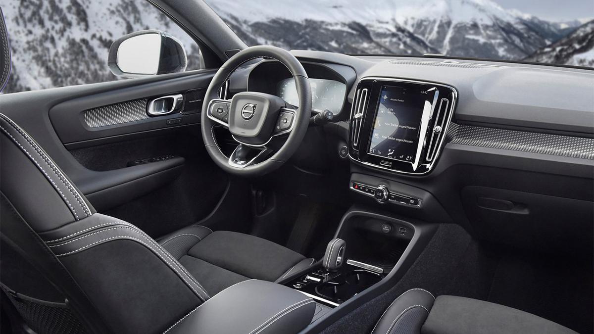 2021 Volvo XC40 B5 R-Design
