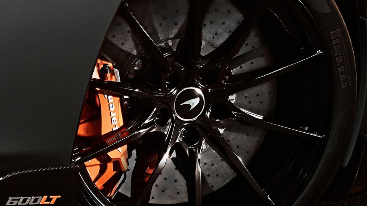 2018 McLaren 600LT V8