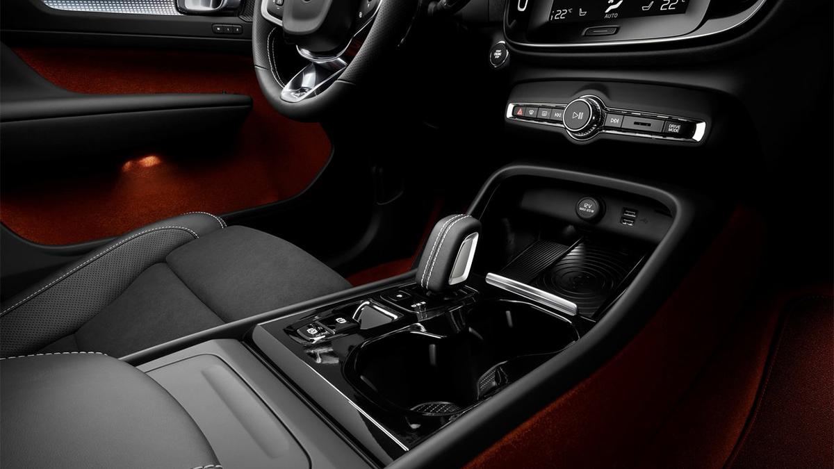 2018 Volvo XC40 T5 R-Design