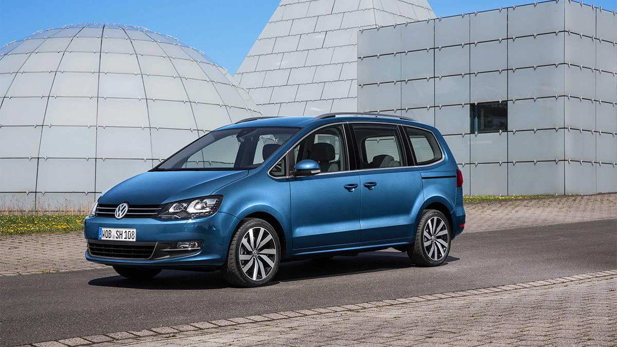2020 Volkswagen Sharan 280 TSI Life