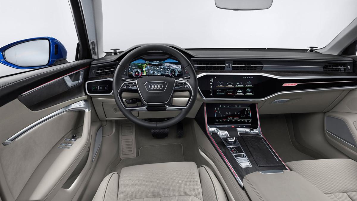 2019 Audi A6 Avant 40 TDI Premium
