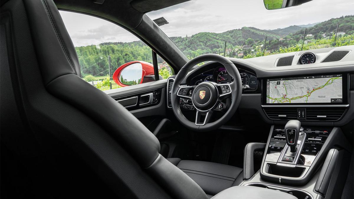 2020 Porsche Cayenne Coupe V6