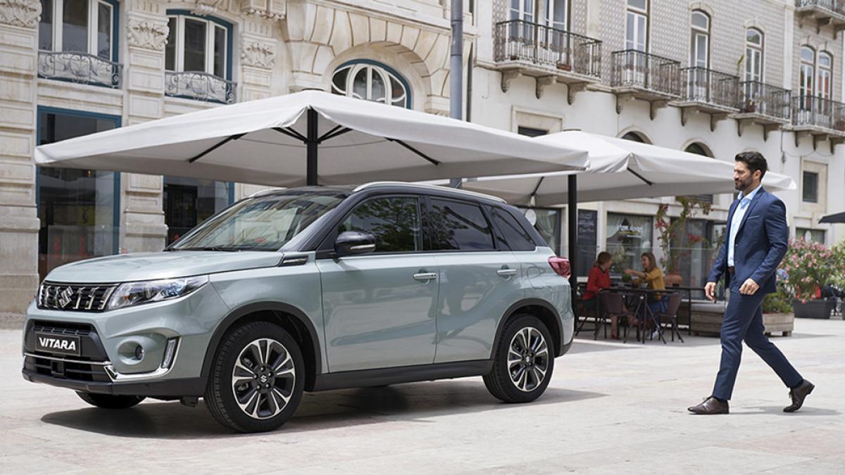 2020 Suzuki Vitara S AllGrip