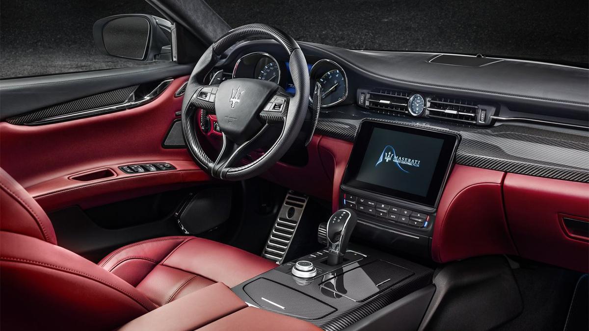 2019 Maserati Quattroporte GranSport