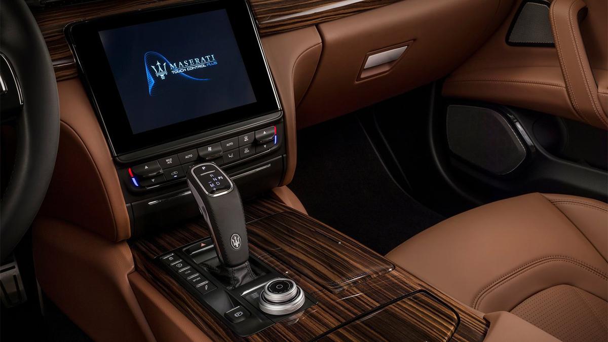 2019 Maserati Quattroporte Veloce+