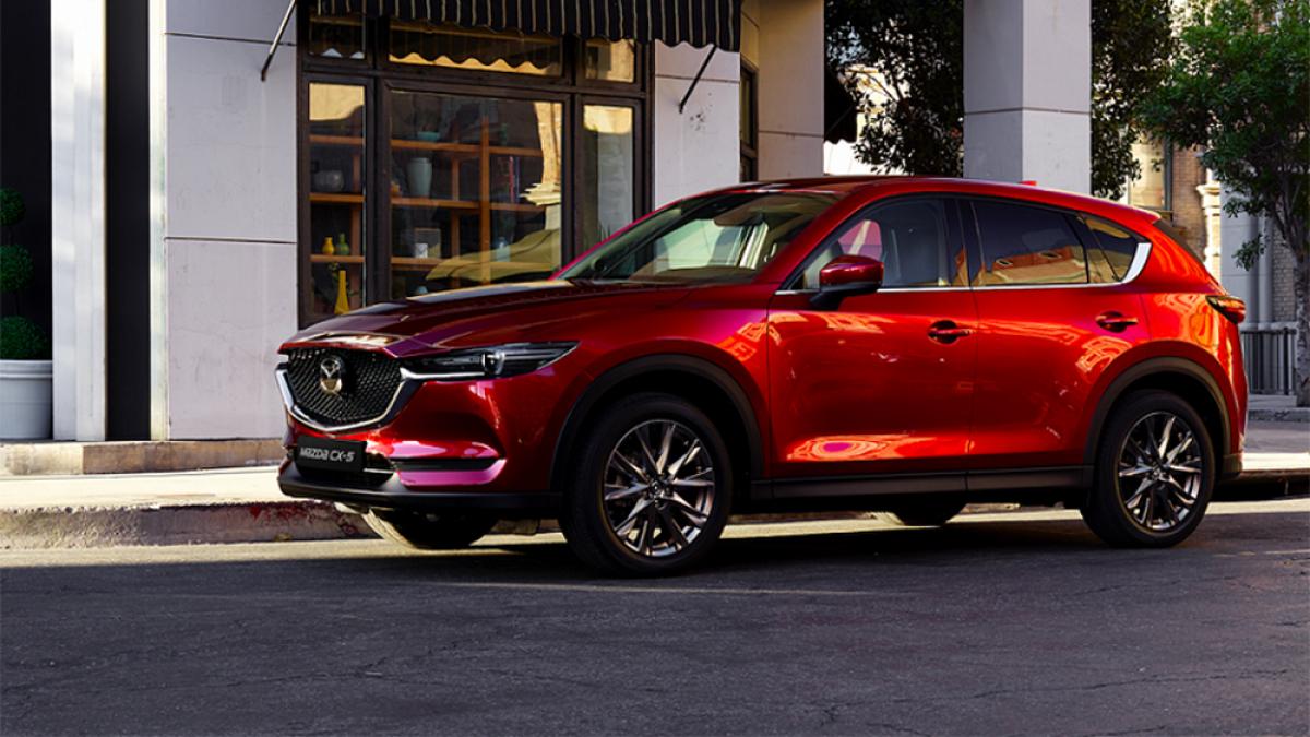 2019 Mazda CX-5 SKY-G 2WD環景頂級型