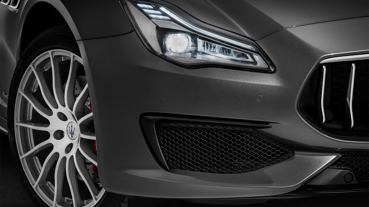 2020 Maserati Quattroporte GranSport