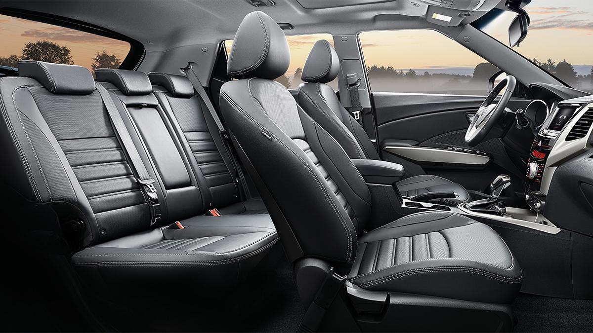 2019 Ssangyong XLV 1.6柴油豪華型AWD