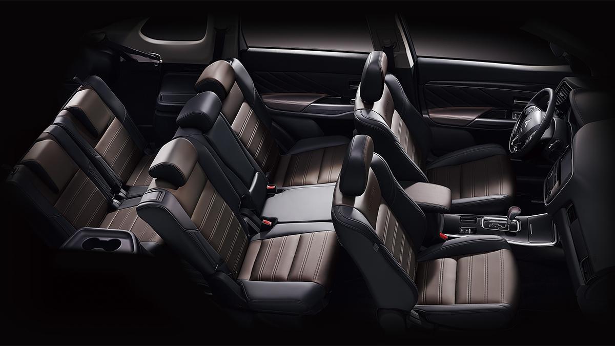 2019 Mitsubishi Outlander 安全型七人座