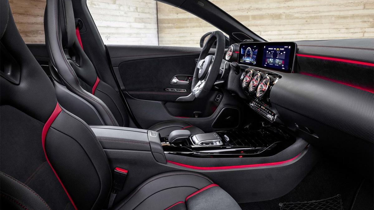 2020 M-Benz CLA Shooting Brake AMG 45 S 4MATIC+