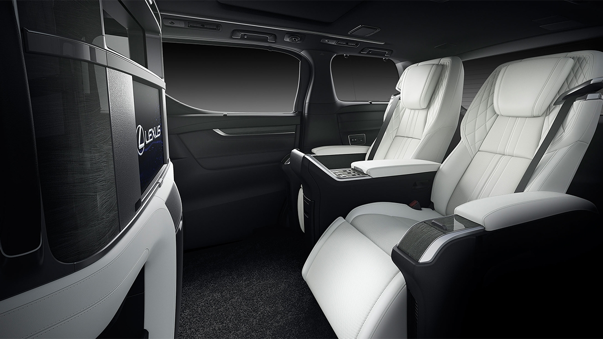 2020 Lexus LM 300h四人座