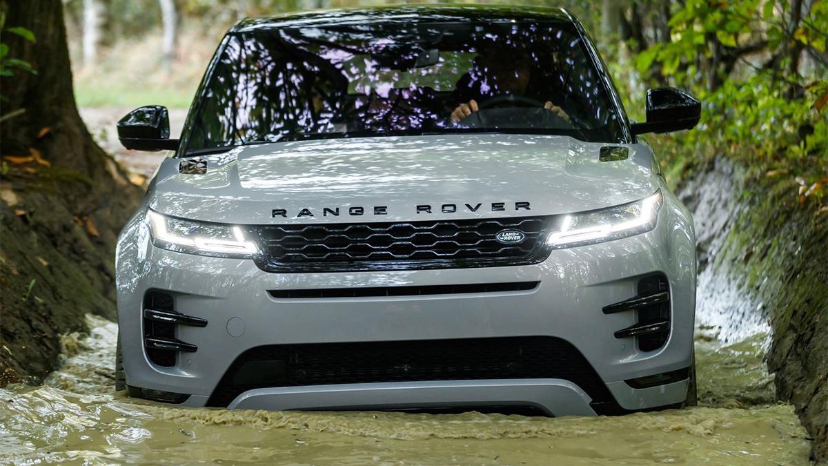 2020 Land Rover Range Rover Evoque P250 R-Dynamic SE