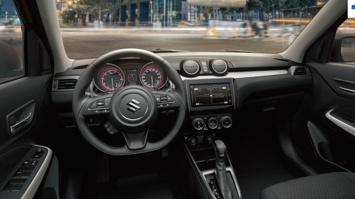 2021 Suzuki Swift 1.2