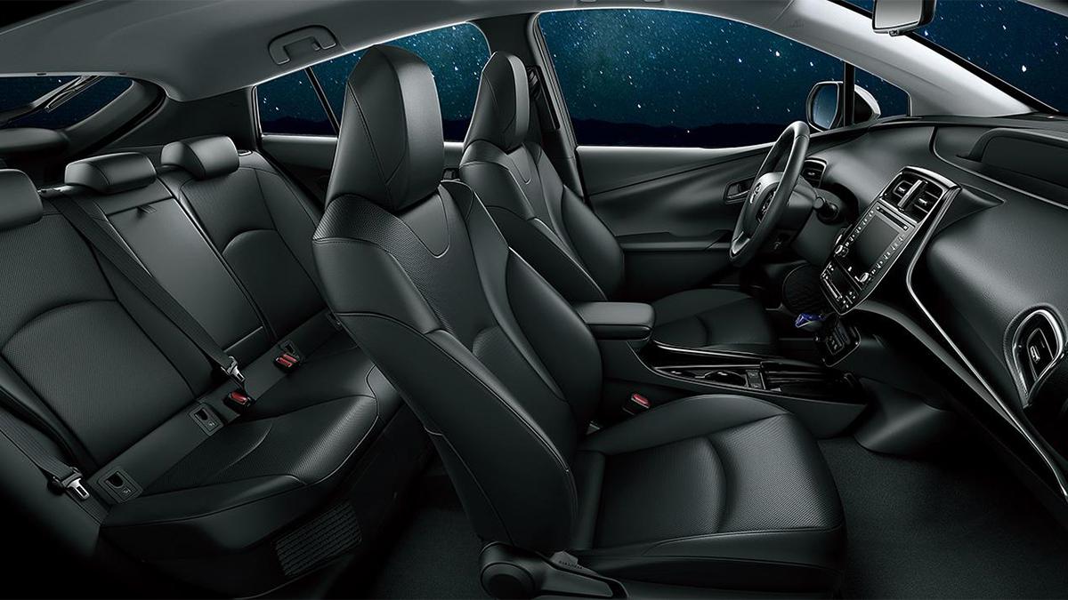 2019 Toyota Prius Hybrid 1.8