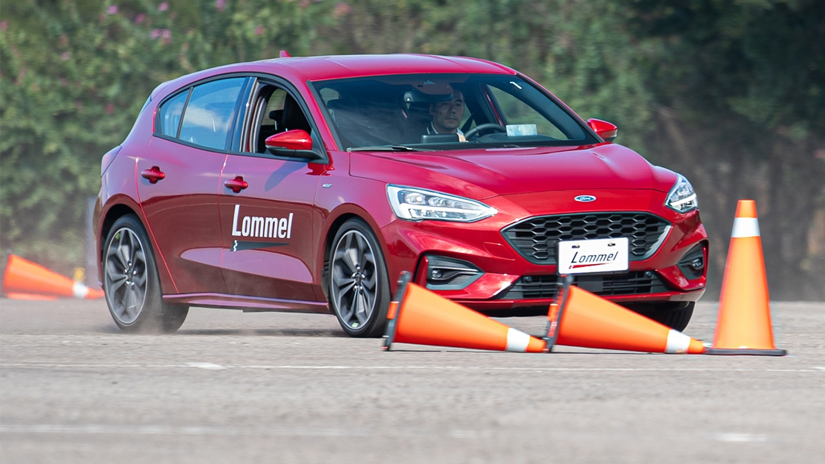 2020 Ford Focus 5D ST-Line Lommel賽道特化版