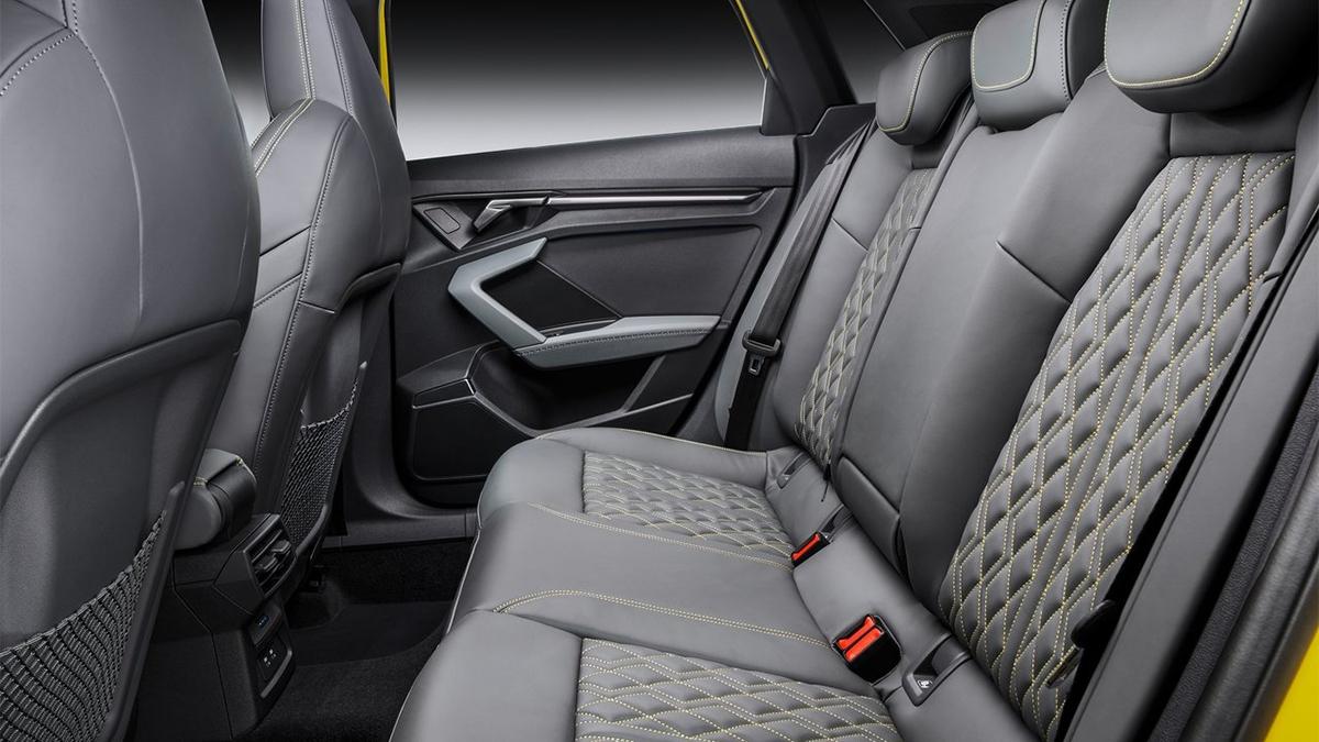 2021 Audi A3 Sportback S3
