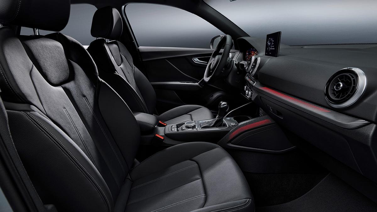 2021 Audi Q2 35 TFSI Premium Edition One