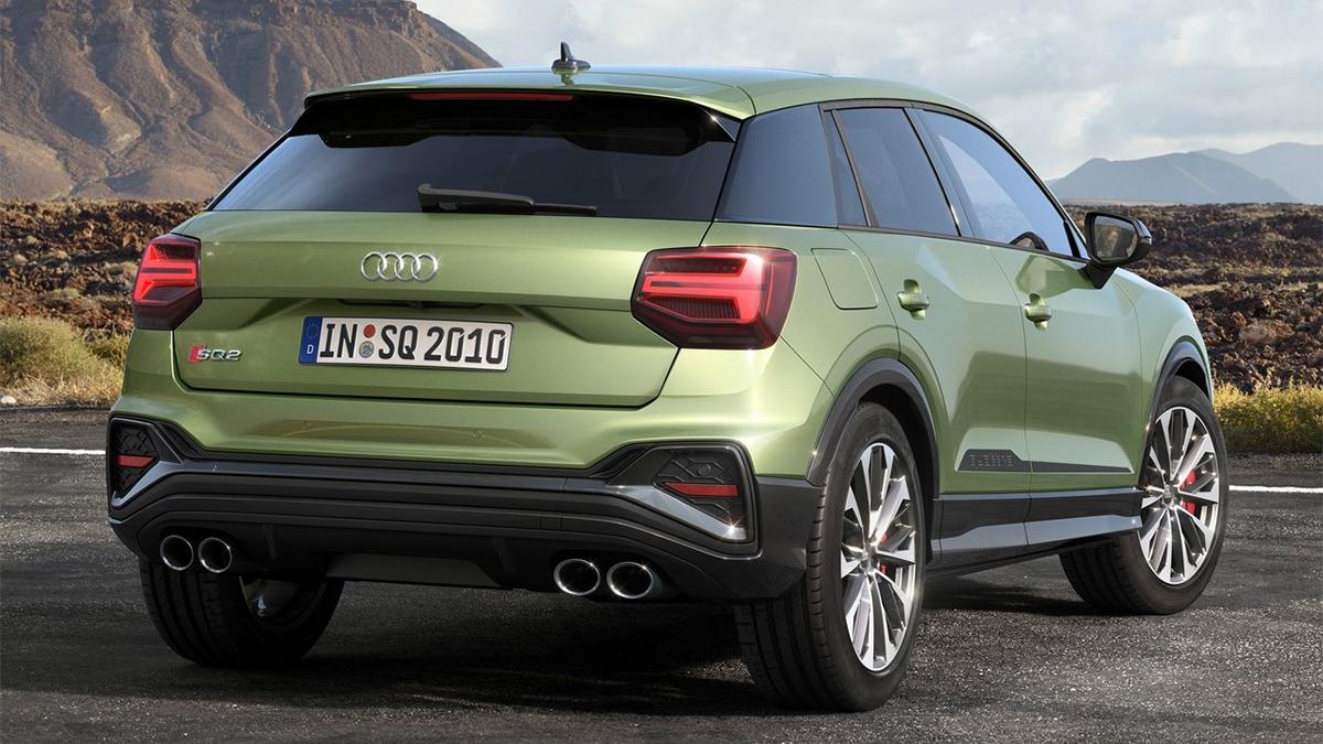 2021 Audi Q2 SQ2