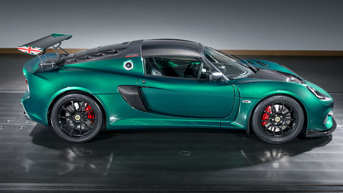 2020 Lotus Exige Cup 430