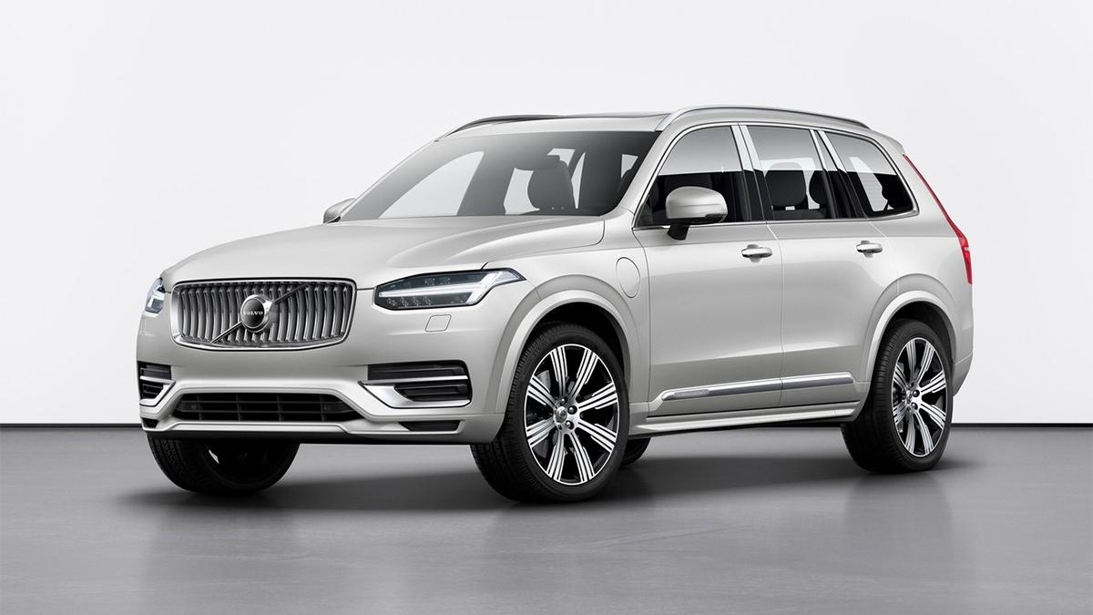 2020 Volvo XC90 T8 Excellence四人座