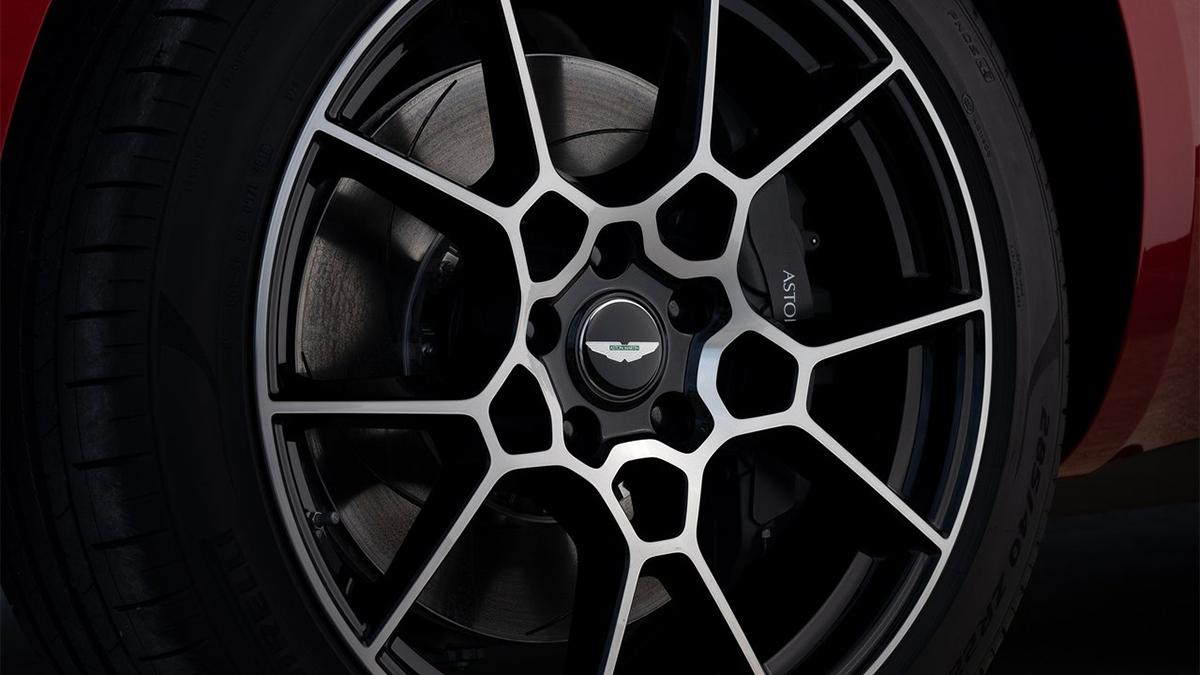 2020 Aston Martin DBX 4.0 V8