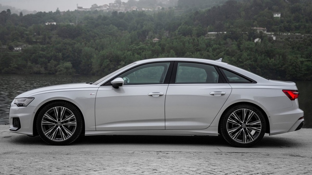 Audi 2021 A6 Sedan 40 TFSI S-Line   品牌影音 - Yahoo奇摩汽車機車