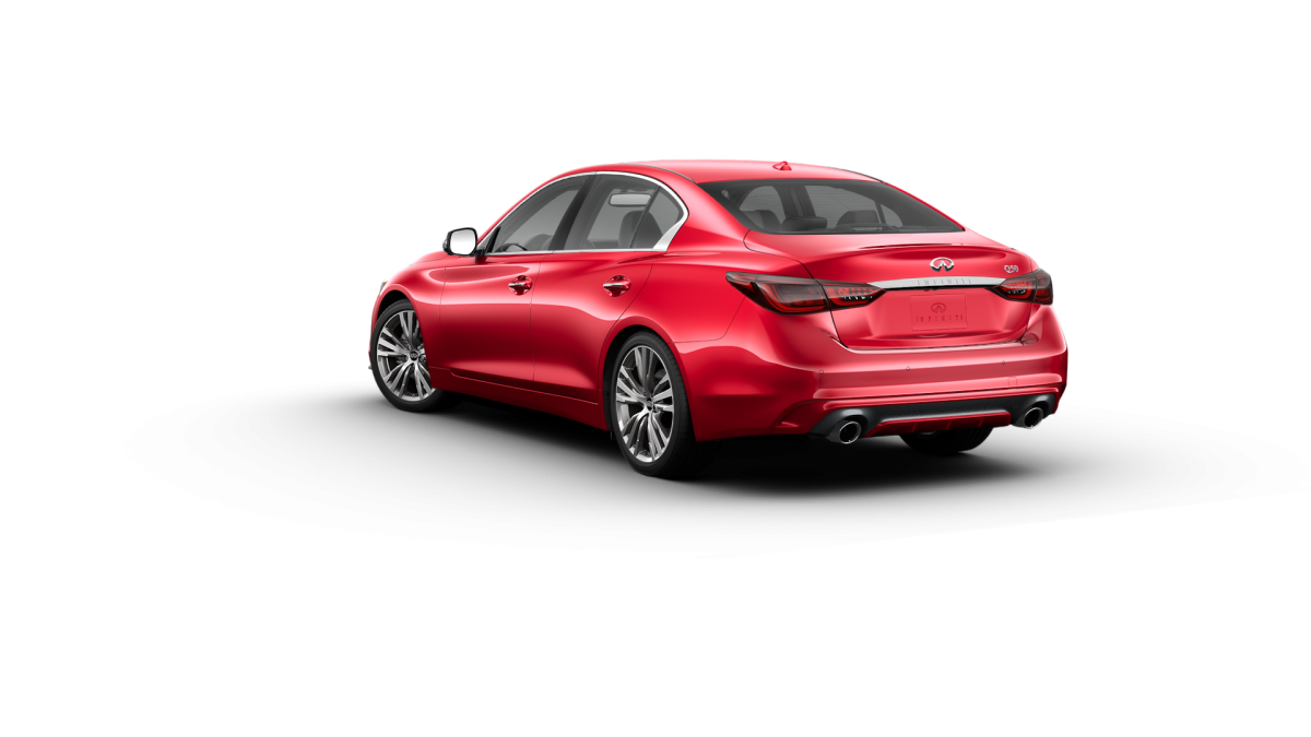 2021 Infiniti Q50 300 GT旗艦款